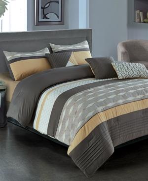 Massimo 7-Pc. Queen Comforter...