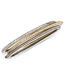Eliot Danori Thin Stackable Bangle Bracelets, Created for Macy's