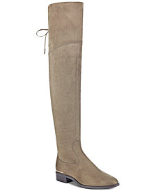 Ivanka Trump Lnde Over-The-Knee Boots