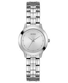 GUESS Women's Stainless Steel Bracelet Watch 30mm