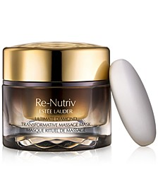 Re-Nutriv Ultimate Diamond Transformative Massage Mask, 1.7-oz.
