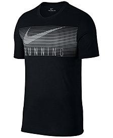 Nike Men's Dry Running T-Shirt