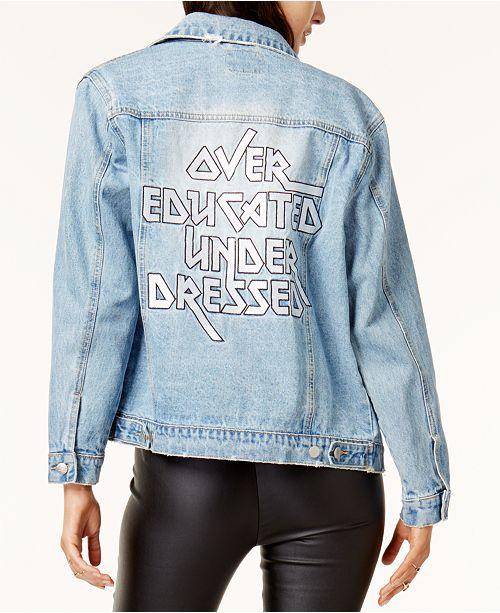 Twiin Over & Under Girlfriend Jacket