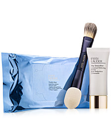 Estée Lauder 3-Pc. Double Wear Makeup Set - Only $10 with any Double Wear Stay-in-Place Makeup purchase- A $40 Value!