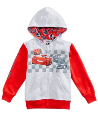 Disney Cars Boys Hoodie Sweatshirt