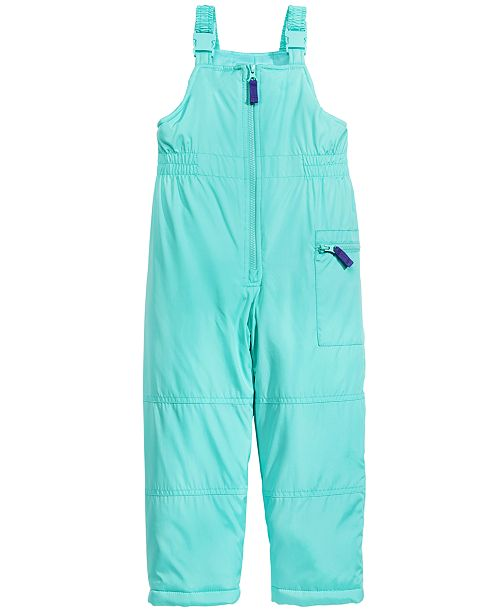 b0e299852b1e Carter s 2-Pc. Hooded Jacket with Faux-Fur Trim   Pants Snowsuit ...