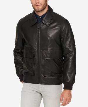 Marc New York Men's Leather...