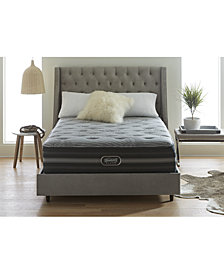 "Beautyrest Black Lydia 15"" Luxury Firm Mattress Set- Full"