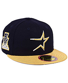 New Era Houston Astros Ultimate Patch Collection Anniversary 59FIFTY Cap