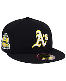 New Era Oakland Athletics Ultimate Patch Collection Anniversary 59FIFTY Cap