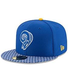 New Era Los Angeles Rams Sideline 59FIFTY Cap