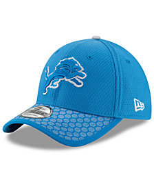 New Era Detroit Lions Sideline 39THIRTY Cap