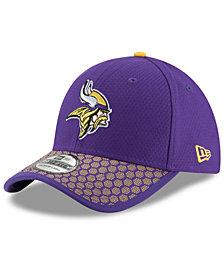 New Era Minnesota Vikings Sideline 39THIRTY Cap