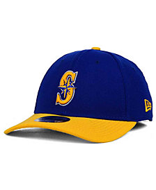 New Era Seattle Mariners Team Classic 39THIRTY Cap