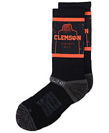 Strideline Clemson Tigers Campus Stadium Socks