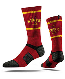 Strideline Iowa State Cyclones Crew Socks II