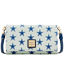 Dooney & Bourke Dallas Cowboys Daphne Crossbody Wallet