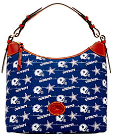 Dooney & Bourke NFL Nylon Hobo