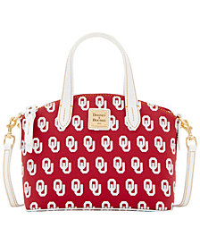Dooney & Bourke Oklahoma Sooners Ruby Mini Satchel Crossbody