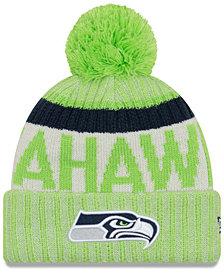 New Era Seattle Seahawks Alt Sport Knit Hat