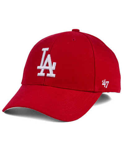 '47 Brand Los Angeles Dodgers MVP Cap