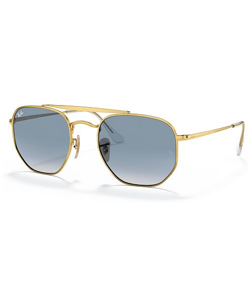 24486195aeba Ray-Ban Sunglasses, RB3648 THE MARSHAL & Reviews ...
