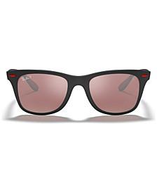 Polarized Polarized Sunglasses , RB4195M SCUDERIA FERRARI COLLECTION