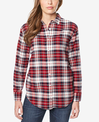 Buffalo David Bitton Travis Plaid Shirt