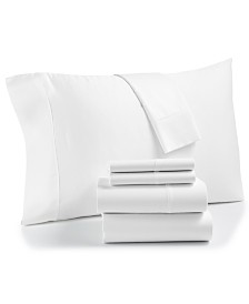CLOSEOUT! AQ Textiles Bradford StayFit 6-Pc. California King Sheet Set, 800 Thread Count Combed Cotton Blend