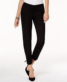 Alfani Modern Skinny Ponte Pants, Created for Macy's