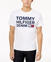 Tommy Hilfiger Denim Men s Graphic-Print T-Shirt a5e21a261e0