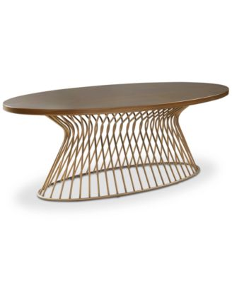 Mercer Coffee Table, Quick Ship