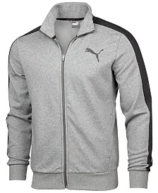 Puma Men's Fleece Core Track Jacket