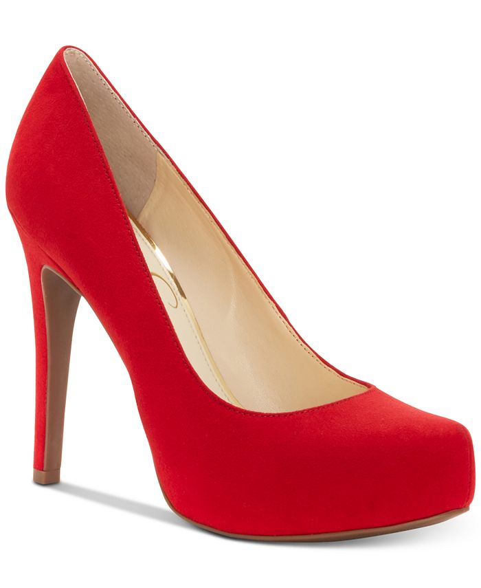Jessica Simpson - Parisah Platform Pumps