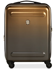 "CLOSEOUT! Victorinox Swiss Army Etherius Gradient 22"" Global Carry-On Spinner Suitcase"