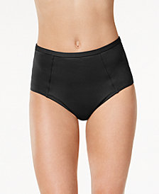 Nike High-Waist Swim Bottoms
