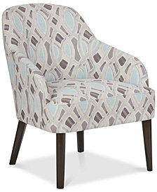 Delphine Accent Chair, Quick Ship