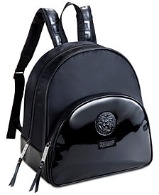 Receive a Complimentary Backpack with any large spray purchase from the Versace Women's fragrance collection