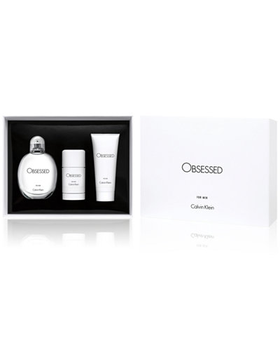 Calvin Klein 3-Pc. Obsessed For Men Gift Set