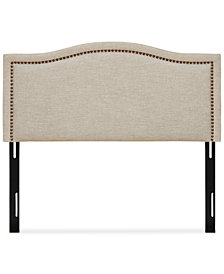 Nadine King Headboard, Quick Ship