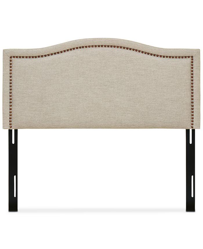 Furniture - Nadine Headboard - King, Quick Ship
