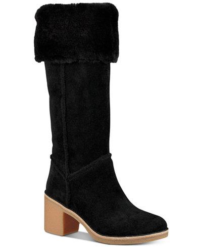 UGG® Women's Kasen Block-Heel Boots