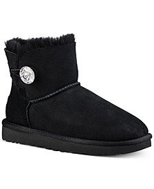 Women's Bailey Bling Mini Booties