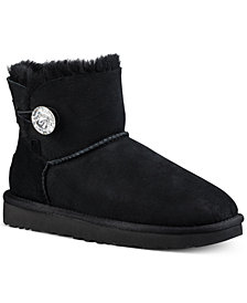 UGG® Women's Bailey Bling Mini Booties