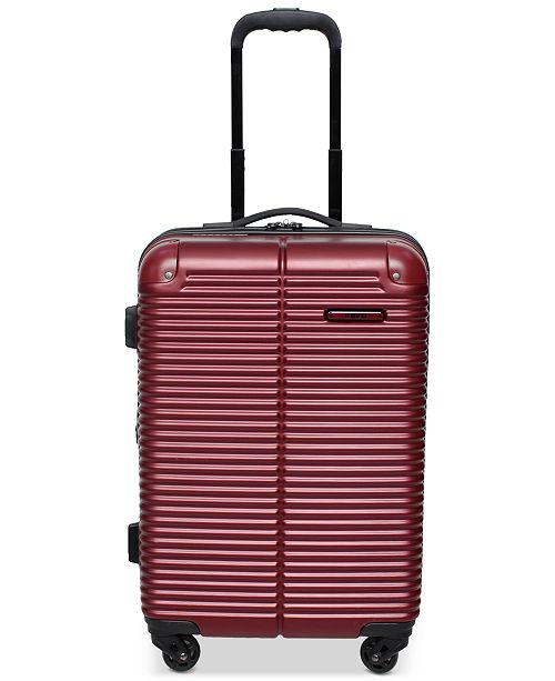"Revo CLOSEOUT! Mini Pipeline 20"" Hardside Expandable Spinner Suitcase"