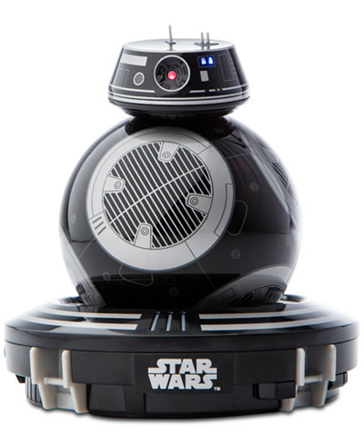 Sphero star wars bb 9e robot gifts games men macy 39 s - Robot blanc star wars ...