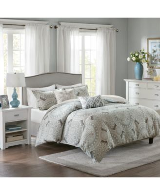 Sleep In Luxurious Style With The Beautifully Detailed Freida Bedding  Collection From Harbor House.