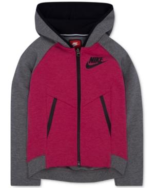 Nike Zip-Up Tech Fleece...