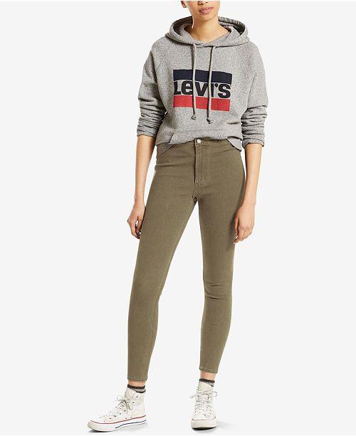 6d475d0155bfb Levi's Runaround Super-Skinny Jeans; Levi's Runaround Super-Skinny ...