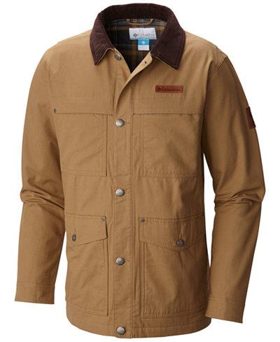 Columbia Men's Loma Vista Flannel Shirt Jacket